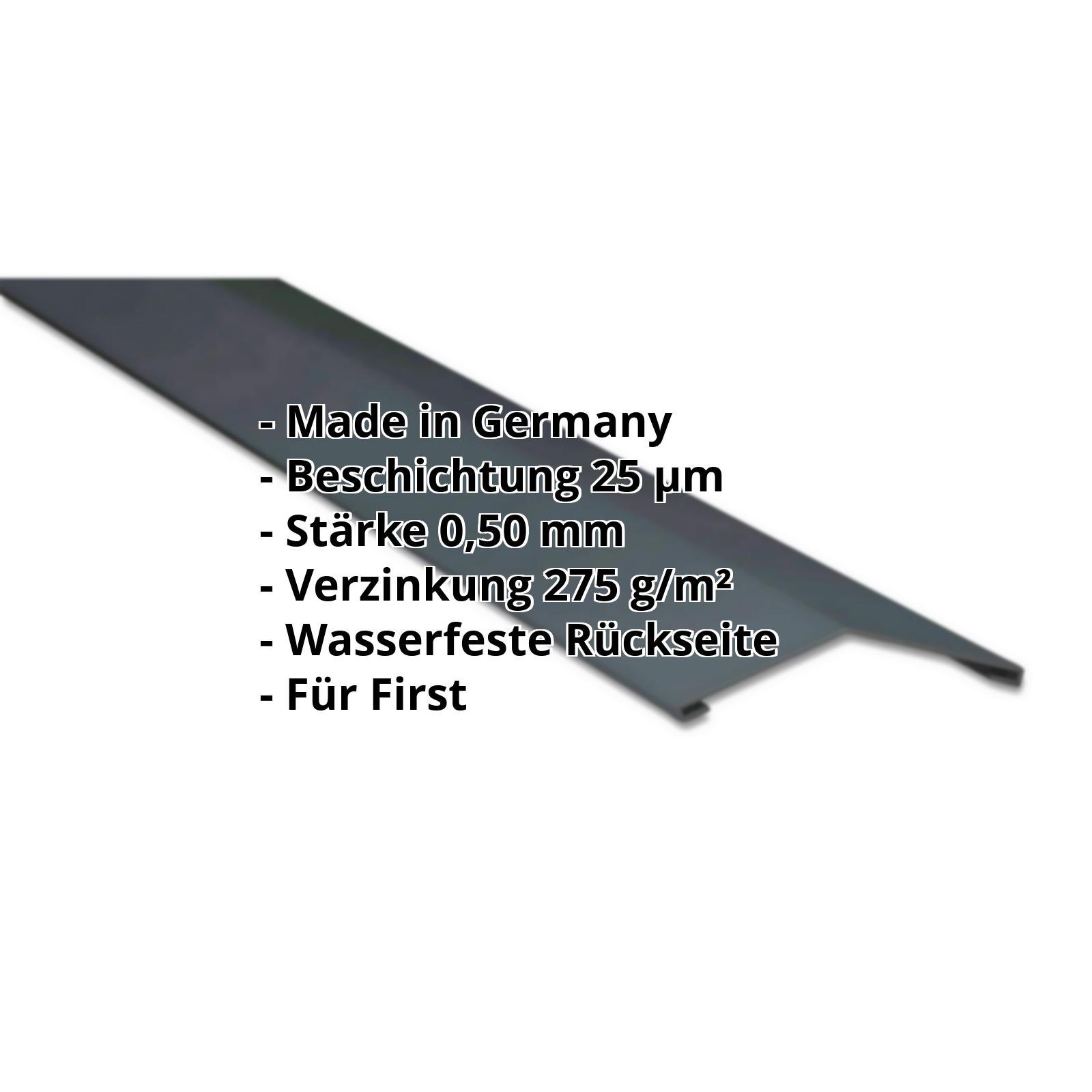Farbe Anthrazitgrau Dachblech Profil PS20//1100TRA Profilblech Beschichtung 25 /µm Trapezblech Material Stahl St/ärke 0,50 mm