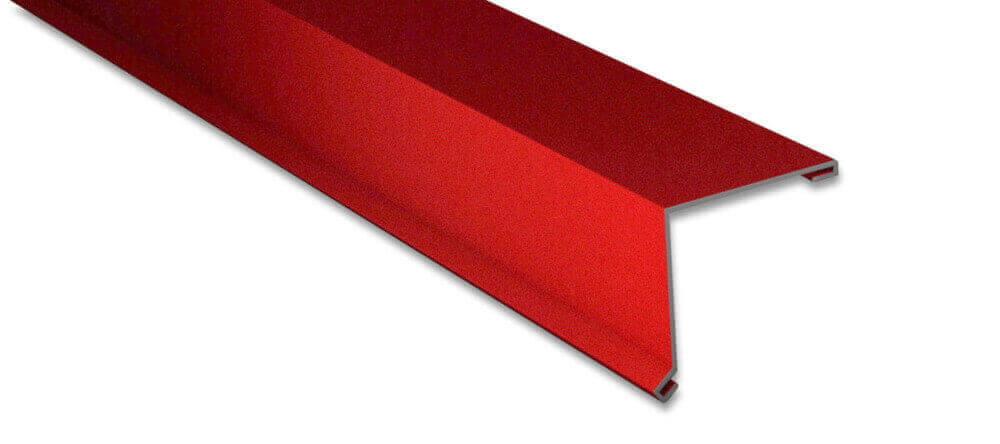 Profilbleche Wandanschluss Kantteile Aus Stahl Und Aluminium