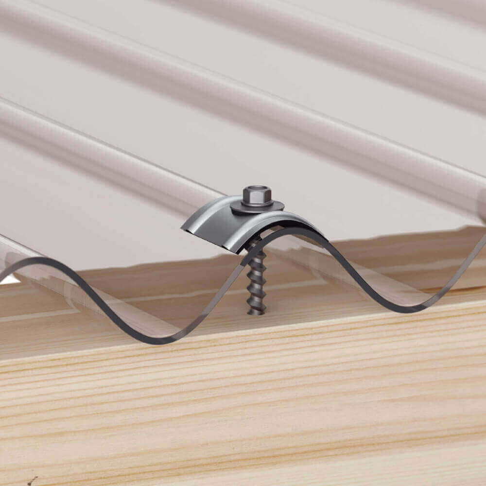 sparpaket wellplatten befestigung acrylglas glasklar. Black Bedroom Furniture Sets. Home Design Ideas